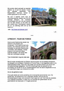 Tour Press Belgie 1